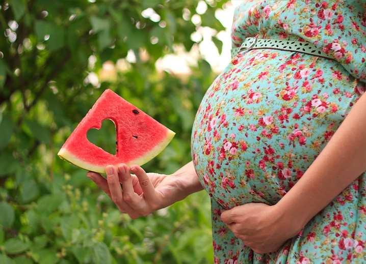 Беременность — можно ли арбуз