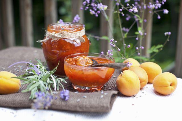Лаванда, лимон, абрикос — необычный конфитюр