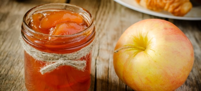 Яблочно-абрикосовое варенье