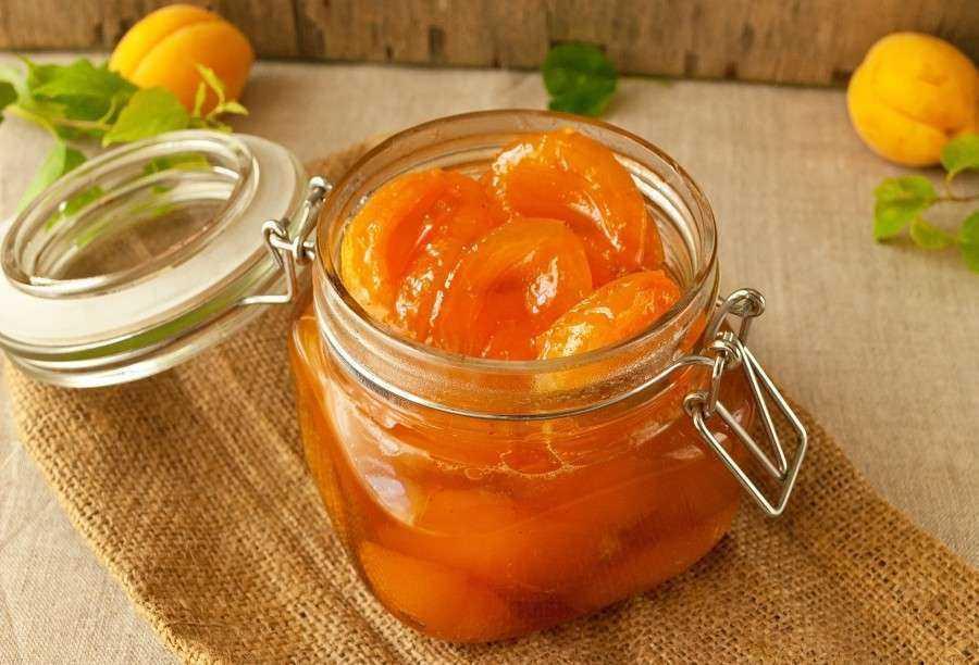Варенье из абрикоса
