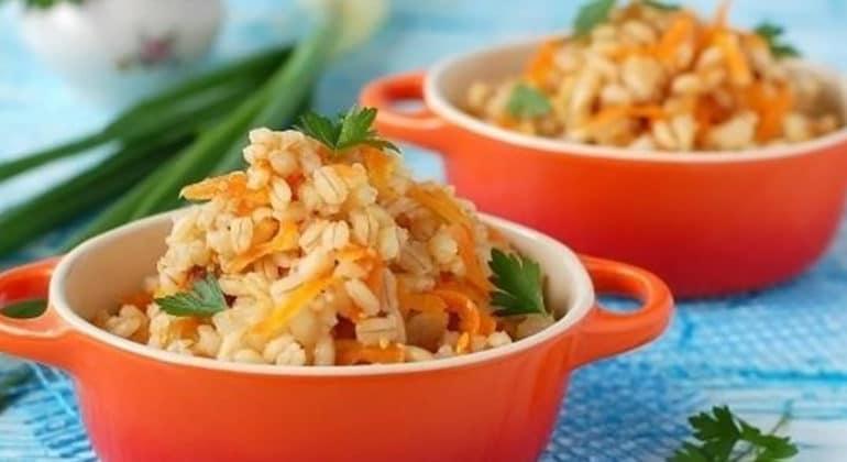 Топ-10 низкокалорийных простых вкусных гарниров— Здоровая еда, правильное питание