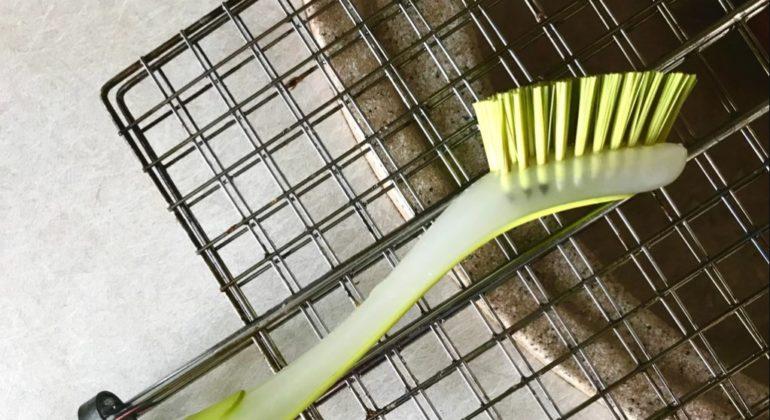 Решётка или шампуры— расскажу, как легко отмыть решётку для гриля